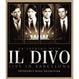 Il Divo - Live in Barcelona/An Evening with Il Divo [Blu-ray]