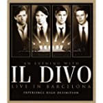 Il Divo An Evening W/: Live in [Blu-ray]