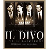 "Il Divo - Live in Barcelona/An Evening with Il Divo [Blu-ray]von ""Il Divo"""