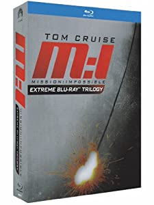 Mission Impossible Extreme Blu-Ray Trilogy (3 Blu-Ray) [Italia] [Blu-ray]