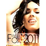 Megan Fox 2011 Official Calendarpar Megan Fox