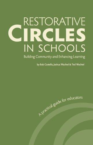 Restorative Circles in Schools: Building Community and...