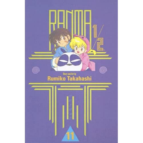 Ranma 1/2, Vol. 11 Rumiko Takahashi