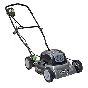 Earthwise 50118 18-Inch 12 amp Electric Side Discharge/Mulching Lawn Mower