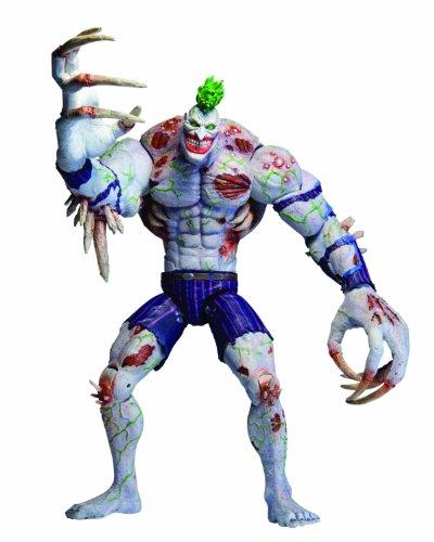 DC Collectibles Arkham Asylum Deluxe Action Figure: Titan Joker