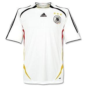 trikot adidas deutschland dfb fussball wm 2006 gr e m. Black Bedroom Furniture Sets. Home Design Ideas