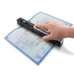 iConvert Portable Document and Photo Scanner