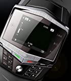 Cool Watch Phone, Ultra Thin Wrist Watch Mobile w/ Spy Camera Bluetooth