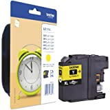 Brother LC-125XLY High Capacity Ink Cartridge - Yellow