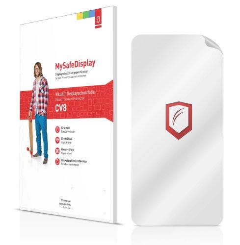 2x-Vikuiti-MySafeDisplay-CV8-Film-de-protection-dcran-TomTom-Nike-SportWatch-GPS-surface-ultra-claire-rpare-les-rayures-application-sans-soufflures-dcoupe-sur-mesure