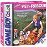 Barbie Pet Rescue - Game Boy