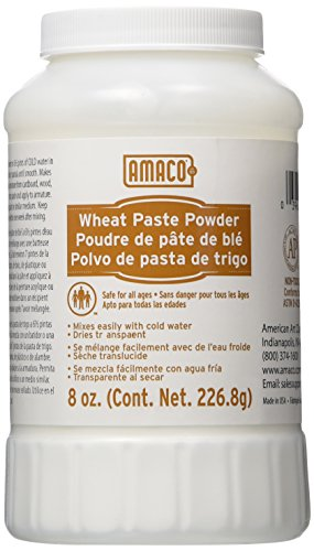Wheat Paste Powder 8 Ounces-