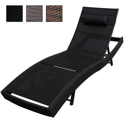 chaise longue resine tressee pas cher 28 images