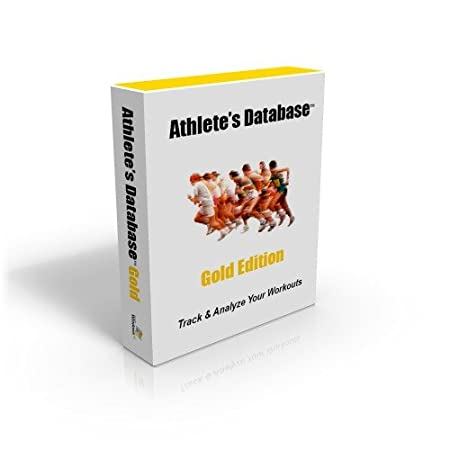 Athlete's Database Gold. A Complete Workout Training Log. Track and Analyze Cardio and Weight Training Workouts (Windows Version)