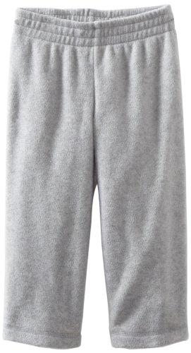 X-label Boys 2-7 Polar Fleece Pant, Heather Gray, 2T