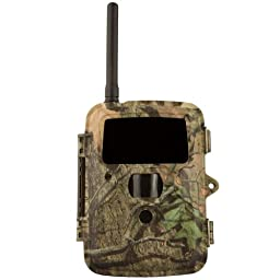 Covert Special Ops Code Black 3G 60-LED Wireless Game Camera Mossy Oak Camo 2427