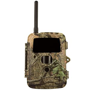 Covert Special Ops Code Black 3G Cellular Trail Camera by Covert