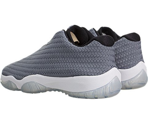 new product d53a8 6b4a5 pictures of Air Jordan Future Low - Cool Grey   White-Black, 11 D