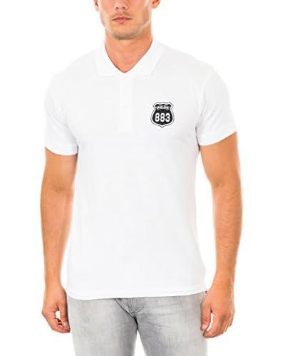 883 Police T-Shirt Essential weiß