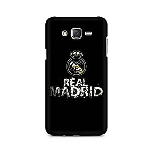 Mobicture Real Madrid Premium Printed Case For Samsung J1