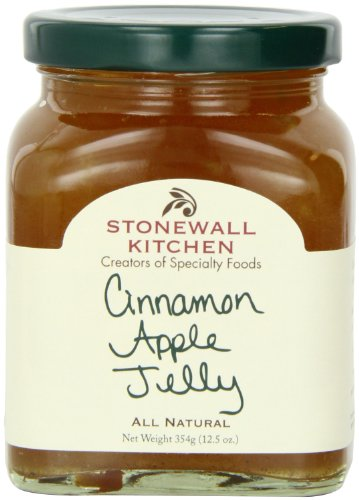 Stonewall Kitchen Jelly, Cinnamon Apple, 13 Ounce (Apple Pie Jelly compare prices)