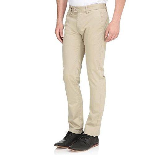 Kaporal mevli 5-Pantaloni chino da uomo, taglia 34 us 44, Beige (Beige), 34 us = 44 fr