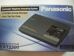 Panasonic KX-T2300 Automatic Telephone Answering System