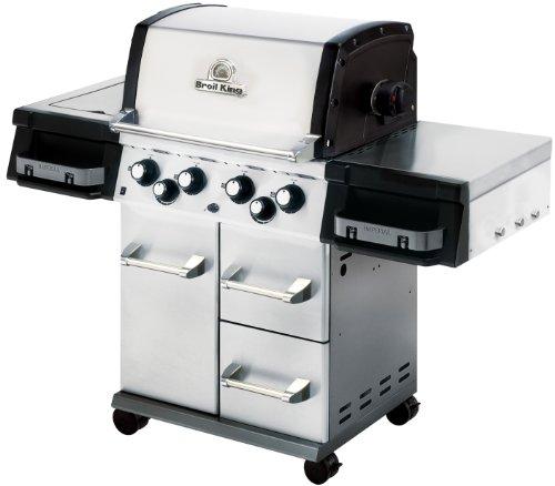 Dual Fuel BBQ Grill