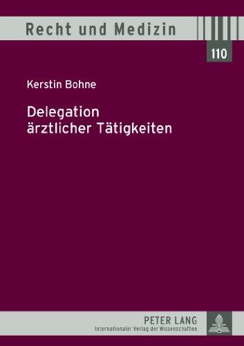 delegation-arztlicher-tatigkeiten-recht-und-medizin