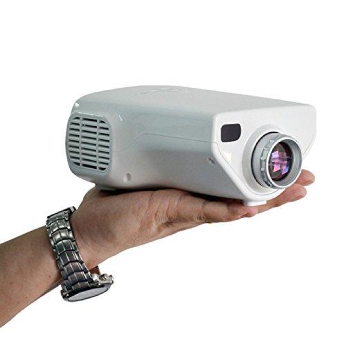 Sannysis(Tm) Best 1080P Hd Led Projector Home Cinema Video Projector