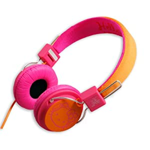 Review and Buying Guide of The Best  Hello Kitty Folding Over-Ear Headphones for iPhone/iPod/iPad
