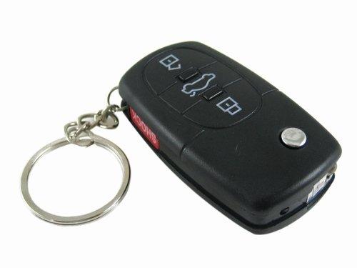 Electric Shock Gag Car Key Remote Trick Joke Prank Toy