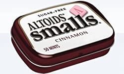 Altoids Smalls Cinnamon Mints 9 Tins