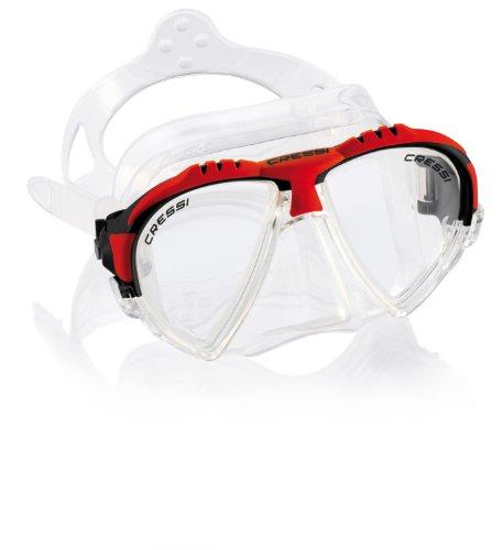 Cressi Matrix 2-Lens Diving Mask