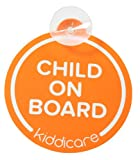 Baby On Board & Child On Board Sign - Reversable
