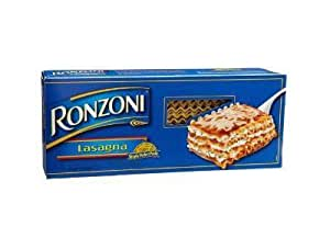 Ronzoni Curly Lasagne #80 16 oz. (3-Pack)