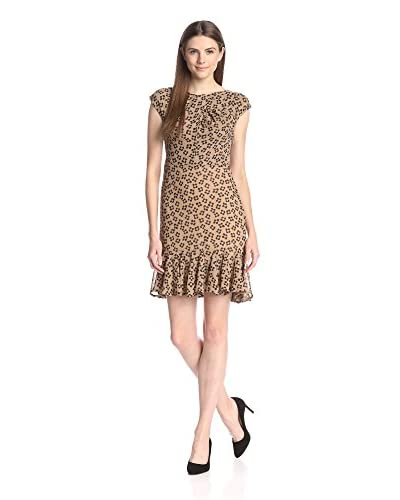 Eva Franco Women's Gilbert Cap Sleeve Dress