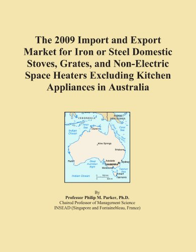 The 2009 Import And Export Market For Iron Or Steel Domestic Stoves, Grates, And Non-Electric Space Heaters Excluding Kitchen Appliances In Australia front-550110
