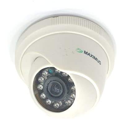 Maximus-MC22SFL2R-G-600TVL-Dome-CCTV-Camera