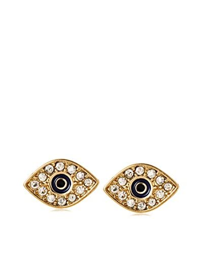 Fragments Tiny Evil Eye Studs As You See