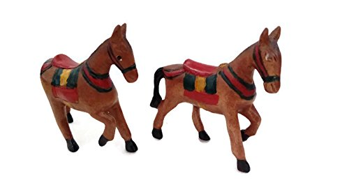 Artificial Engraved Wooden Horse (Ebay Gift Card Email Delivery compare prices)
