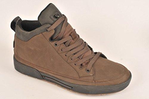 Korda All Weather Trainers Choc / Black Größe 47,5 Schuhe Angelschuhe Freizeitschuhe