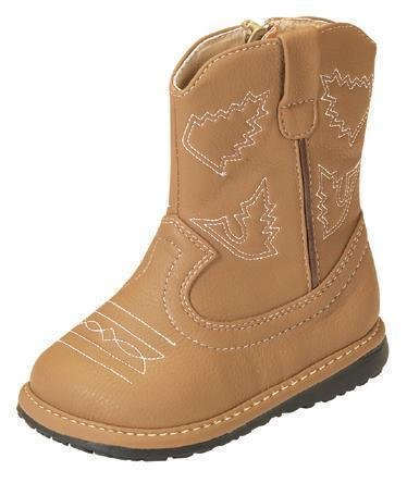 Cowboy Boot Size 7 back-12896