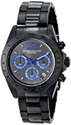 Invicta Men's 17313 Speedway Analog Display Japanese Quartz Black Watch