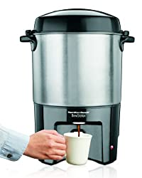 Hamilton Beach 40540 Brew Station 40-Cup Coffee Urn, Silver