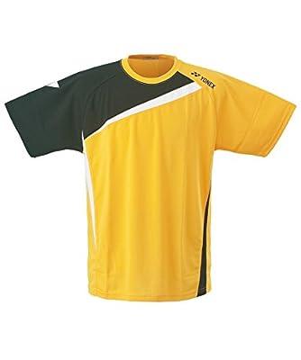 (ヨネックス) Yonex テニスウェア アシンメトリーTシャツ 半袖 Rwhi1601 450(YE) L