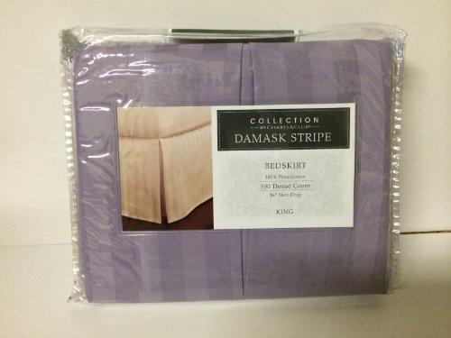 Purple Damask Bedding