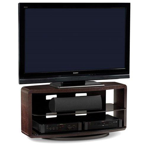 Cheap BDI Valera 9724 Double Wide Open TV Stand (Espresso Stained Oak) (Valera/9724ES)