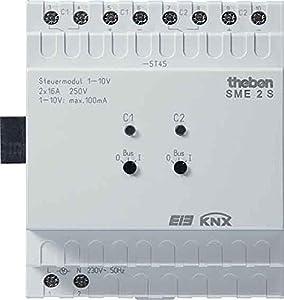 Theben 4910274 SME 2S KNX 110V  BaumarktKundenberichte und weitere Informationen