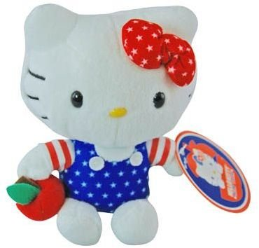 DDI 1471984 Horizon 6 in. Hello Kitty Plush Toy Doll - 1